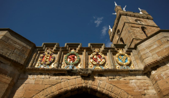Historic Scotland Linlithgow Gate